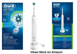 Oral-B Pro 1000 Electric Rechargeable Toothbrush