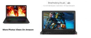 """ASUS ROG Strix GL753VD 17.3"""" Gaming Laptop"""