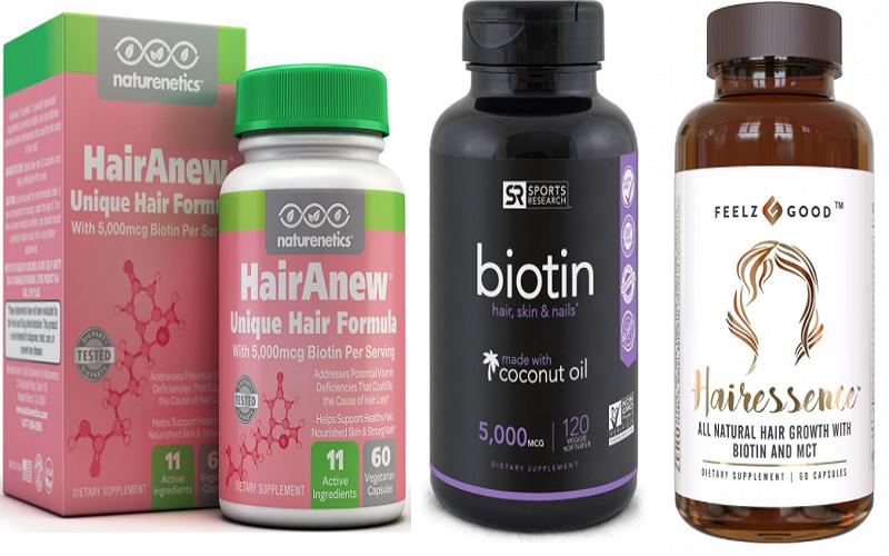 Top 8 Best Hair Vitamins Review